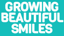 Growing Beautiful Smiles Logo
